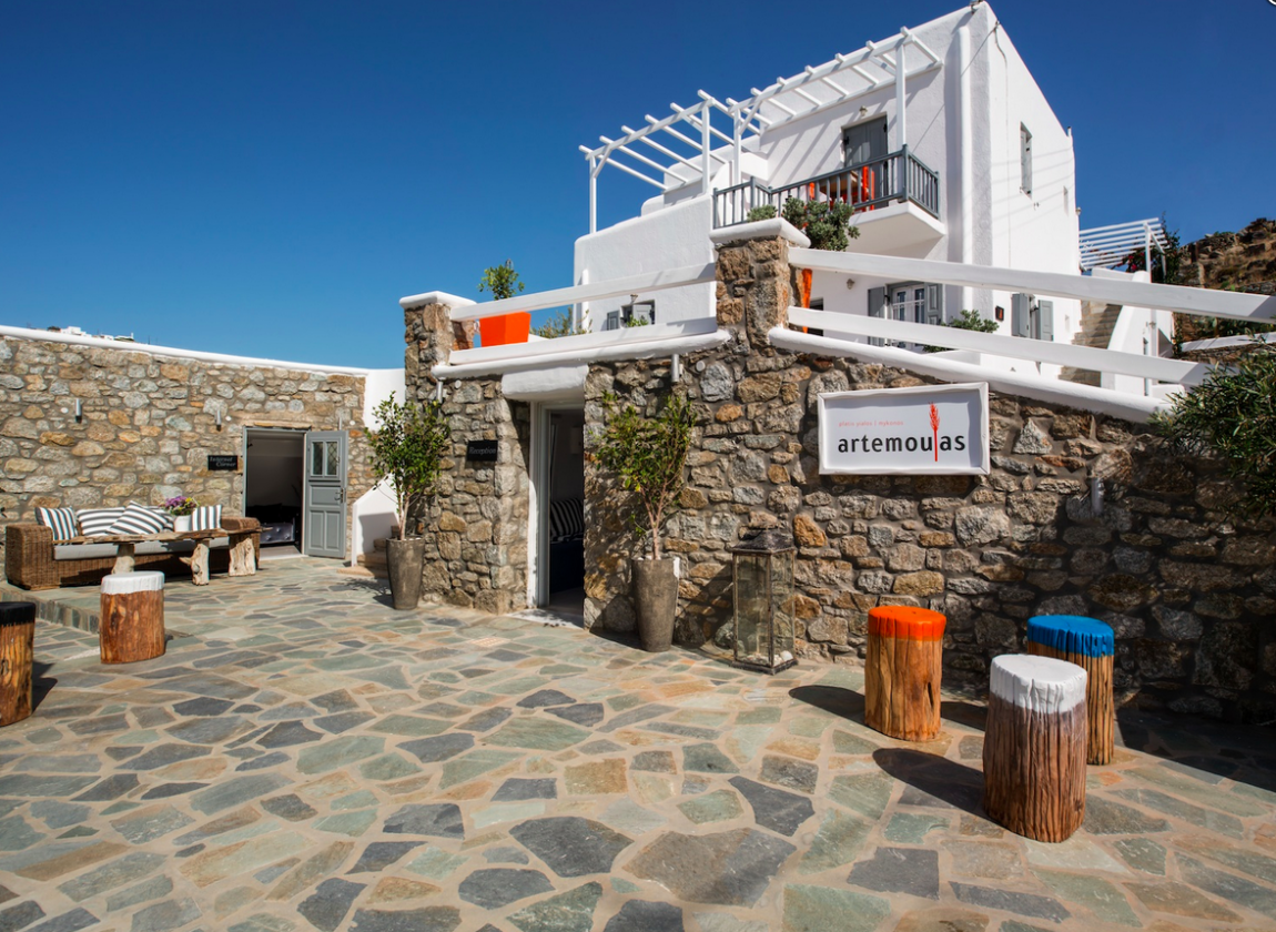 Image for [HOTEL REVIEW] MYKONOS: ARTEMOULAS STUDIOS