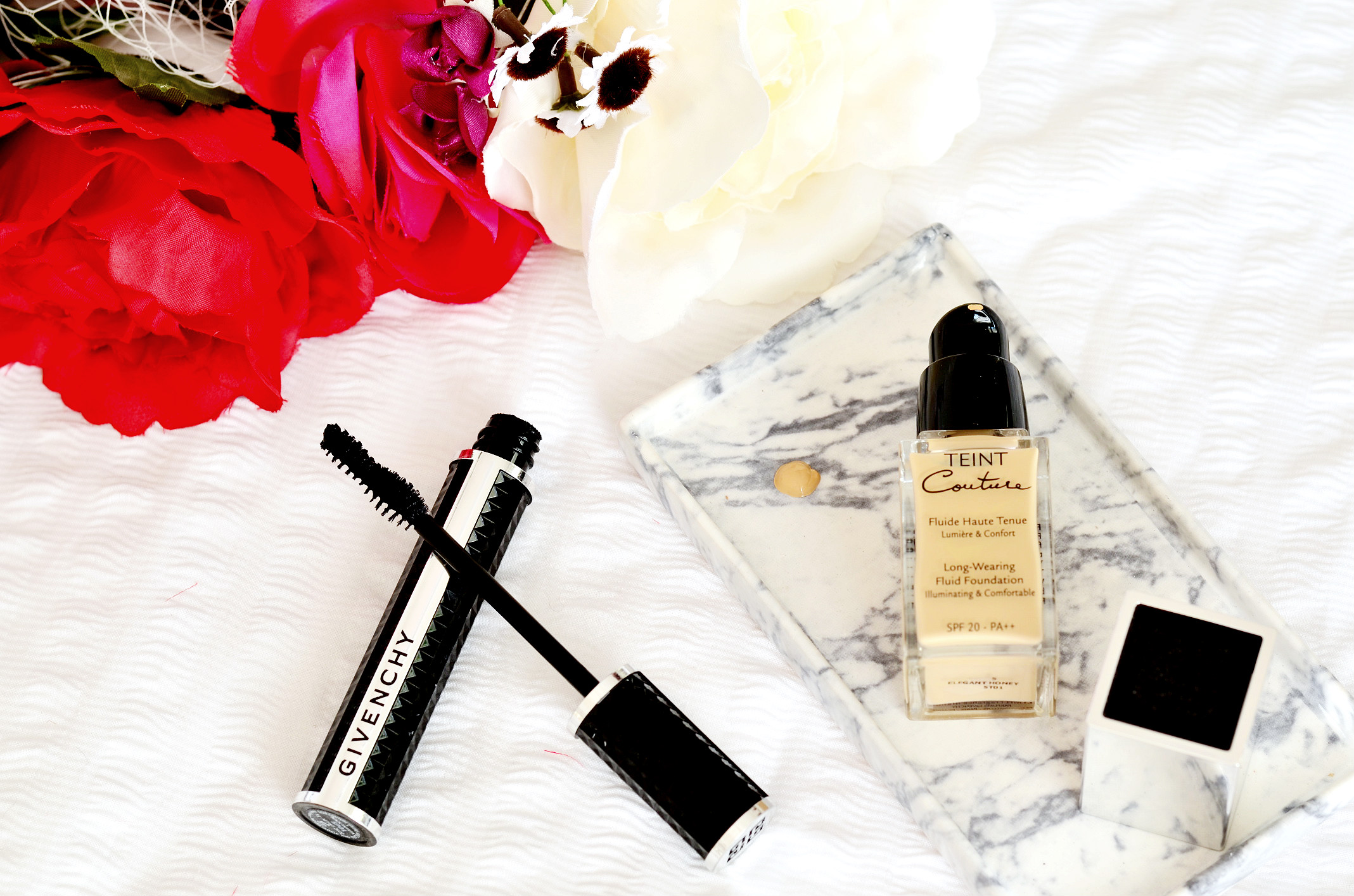 Image for [BEAUTY] Givenchy Mascara & Foundation Review