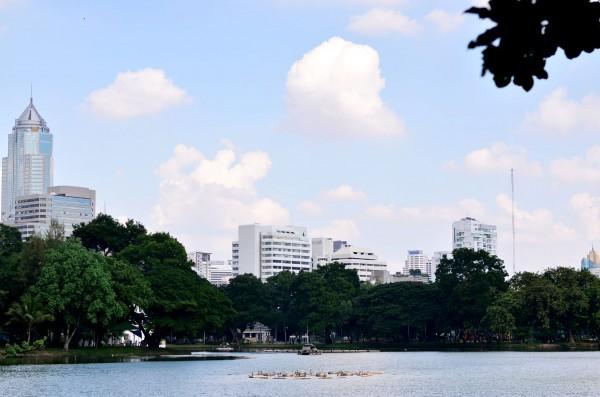 Bangkok-Lumphini-Park-Fashionzauber-Reiseblog-Sehenswürdigkeit
