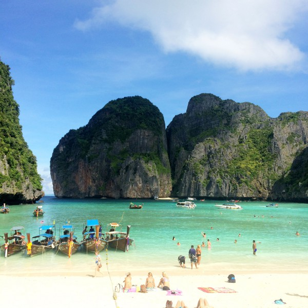 Krabi-Koh-Phi-Phi-Maya-bay-The-beach-Thailand-Asien-Fashionzauber-Reise-Blog-Travelblog