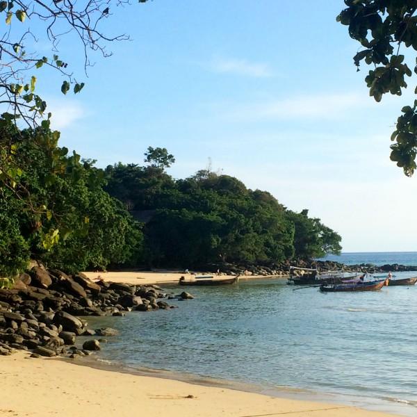 Strände-beaches-Thailand-Krabi-Koh-Phi-Phi-Reiseblog-Fashionzauber-Meer