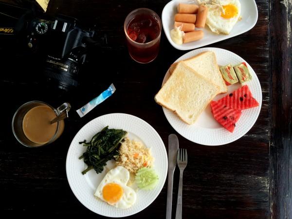 Thai-Frühstück-Breakfast-Thailand-Asien-Fashionzauber-yummi