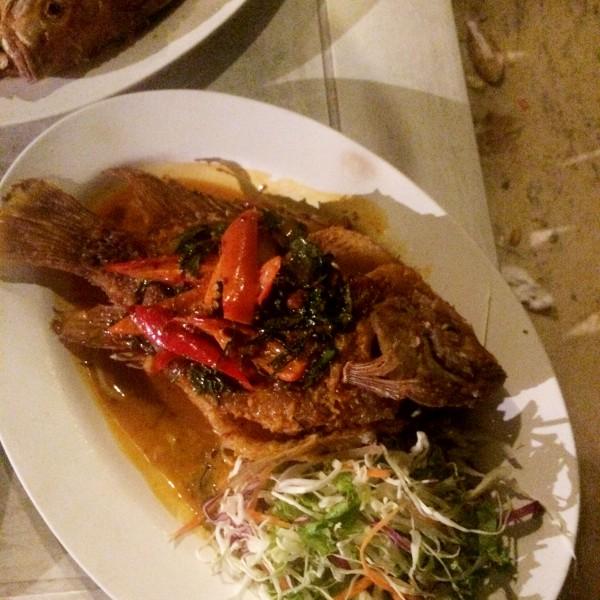 Thail-Küche-Essen-frischer-Fisch-Thailand-Krabi-Asien-2015-Reise-Blog-Fashionzauber