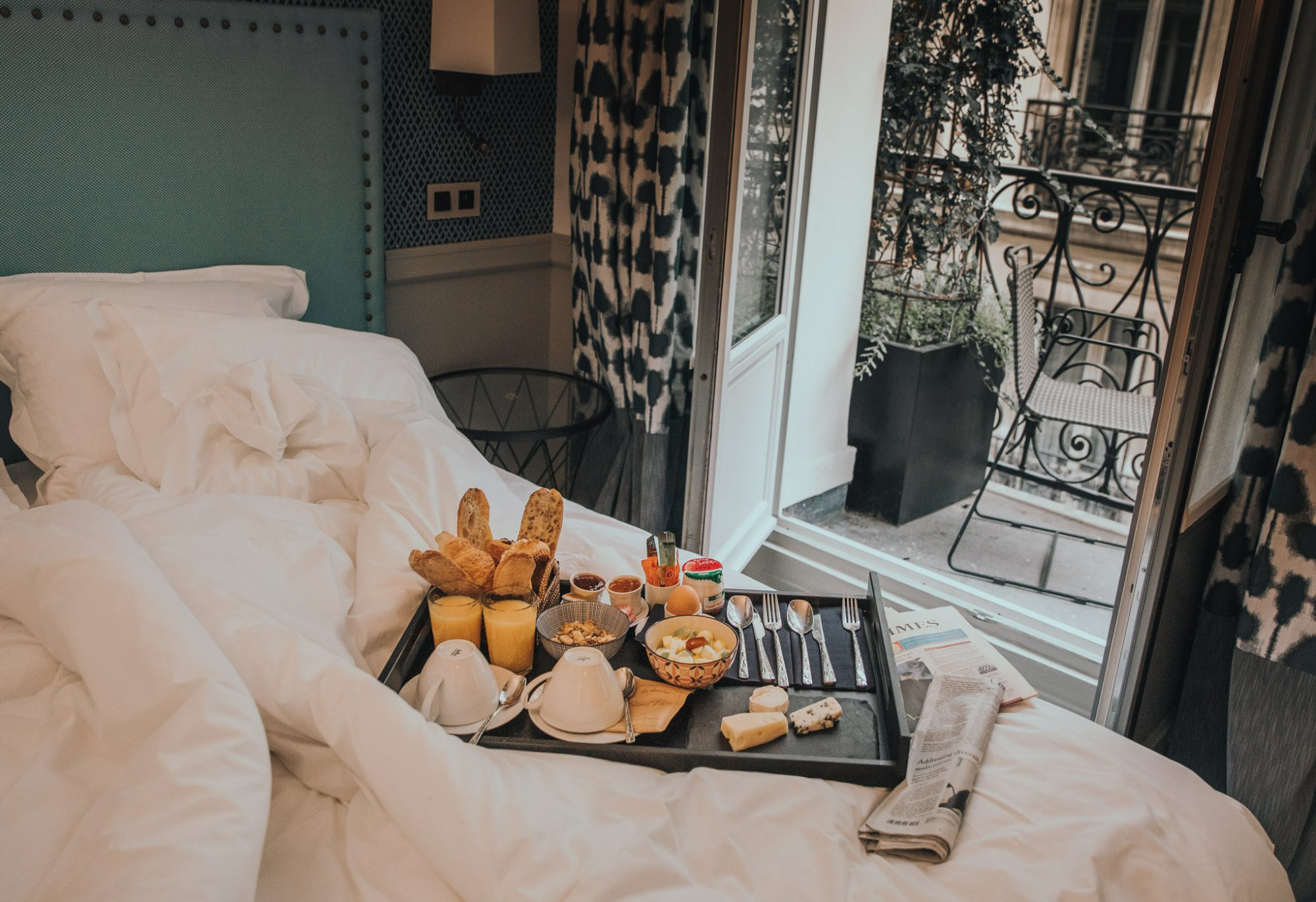 Image for Where to stay in Paris || Hotel Adèle & Jules [4 Star Boutique Hotel]