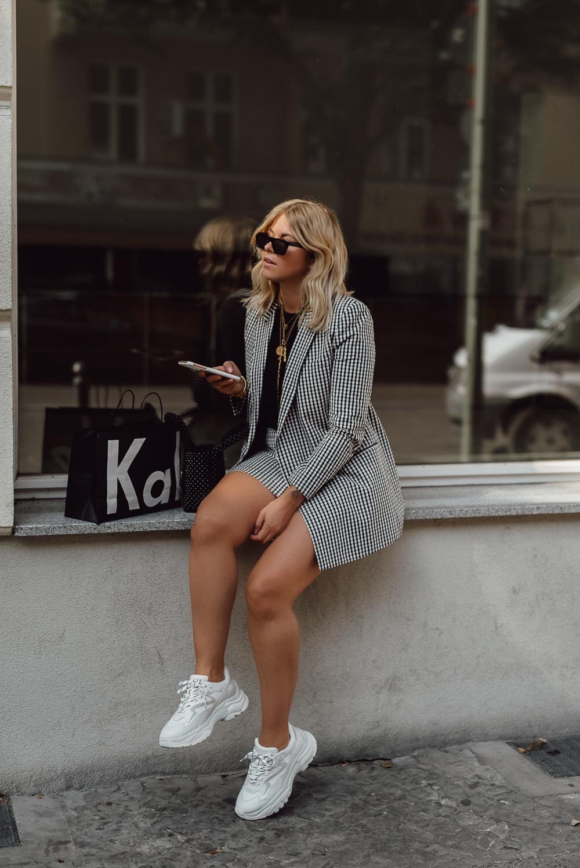 Modetrend Zweiteiler: Modische & coole Hosenanzüge