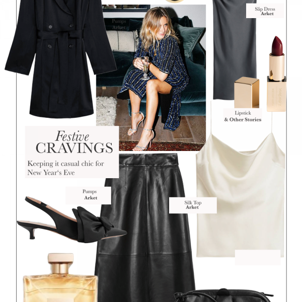 Festive Cravings: New Year's Eve Styles